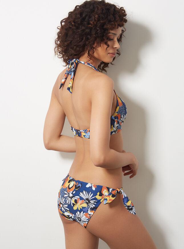 Adelaide tie side bikini briefs