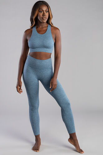 Boux Sport ribbed seamless leggings