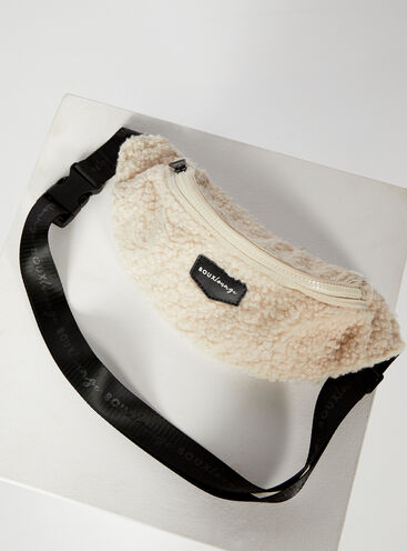 Boux lounge teddy bum bag