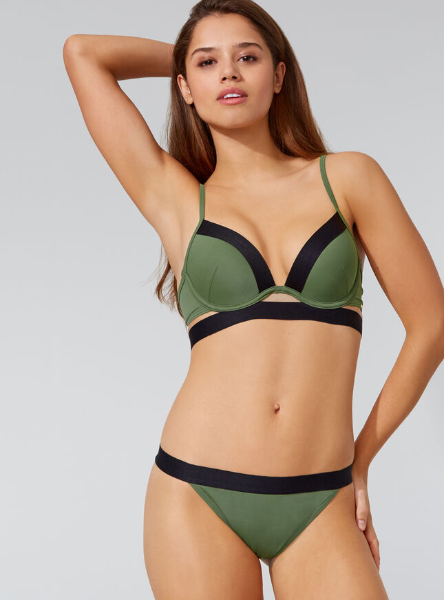Valencia boost bikini top