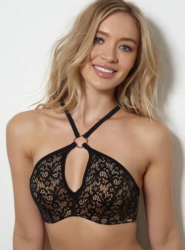 Assini lace bikini top