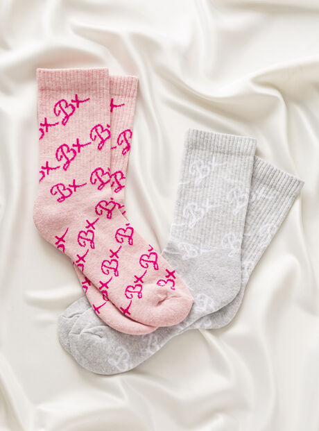 2 pack boux socks