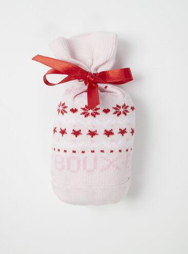 Boux fairisle socks in a bag