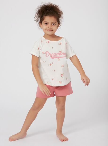 Girls dreaming pyjama set