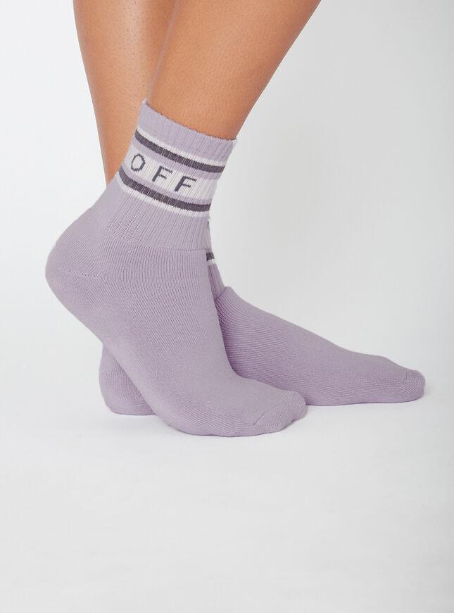 """""""Off duty"""" socks"""