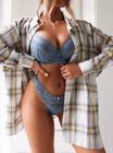 Dinah balconette bra