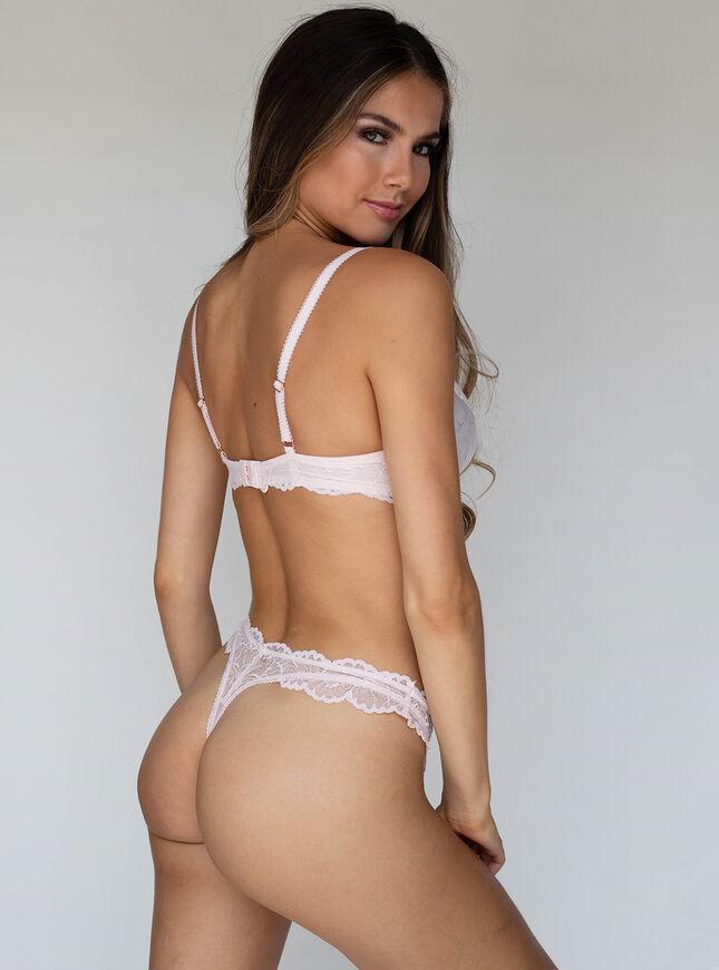 Cordelia balconette bra