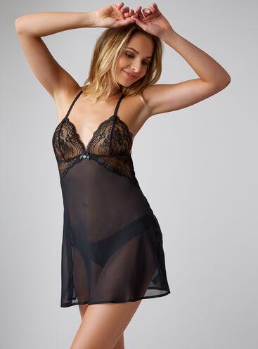 9b3e18af8553 Chemises | Negligees | Slip Dresses | Satin and Lace | Boux Avenue UK
