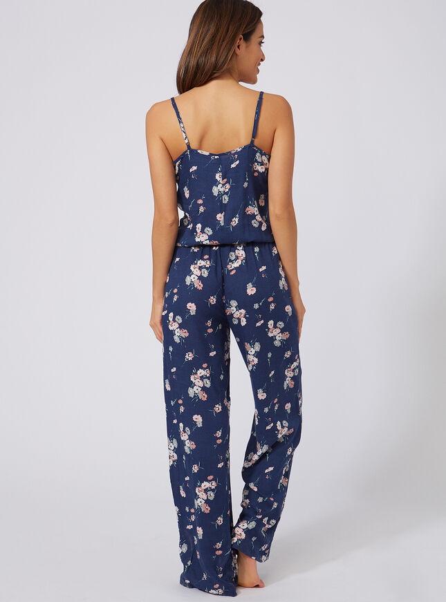 Wildflower printed jumpsuit