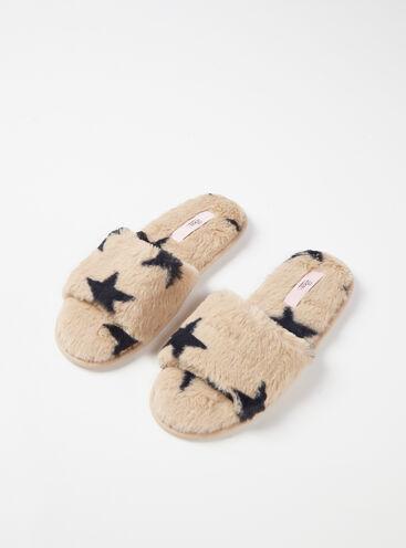 Star slider slippers