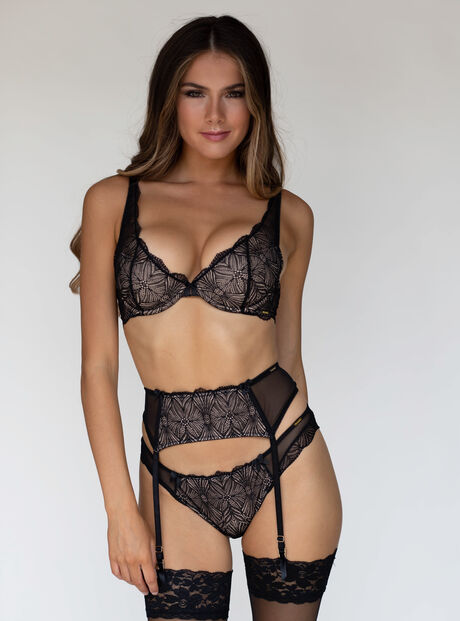 Jodie suspender belt