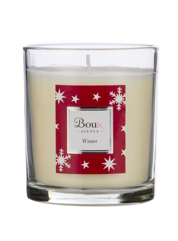 Winter Boux candle