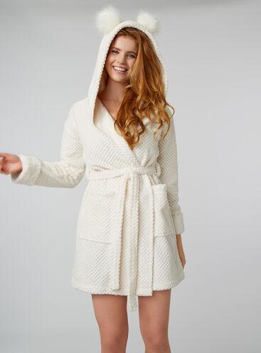 Women's Dressing Gowns & Robes | Short, Hooded, Fluffy