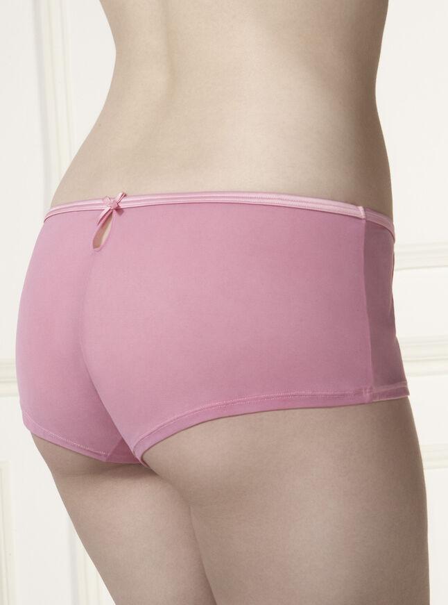 Loretta satin shorts