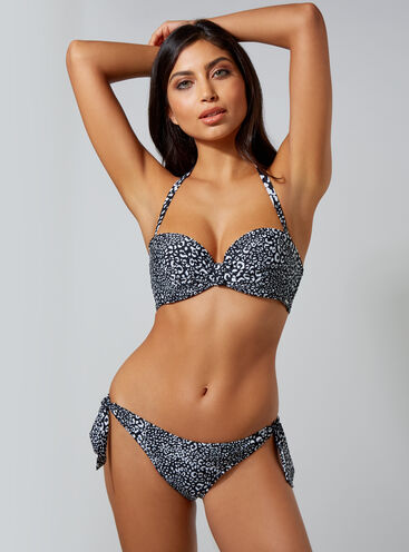 Baros leopard bikini briefs