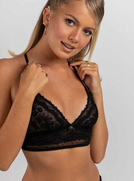 Maybelle triangle bra