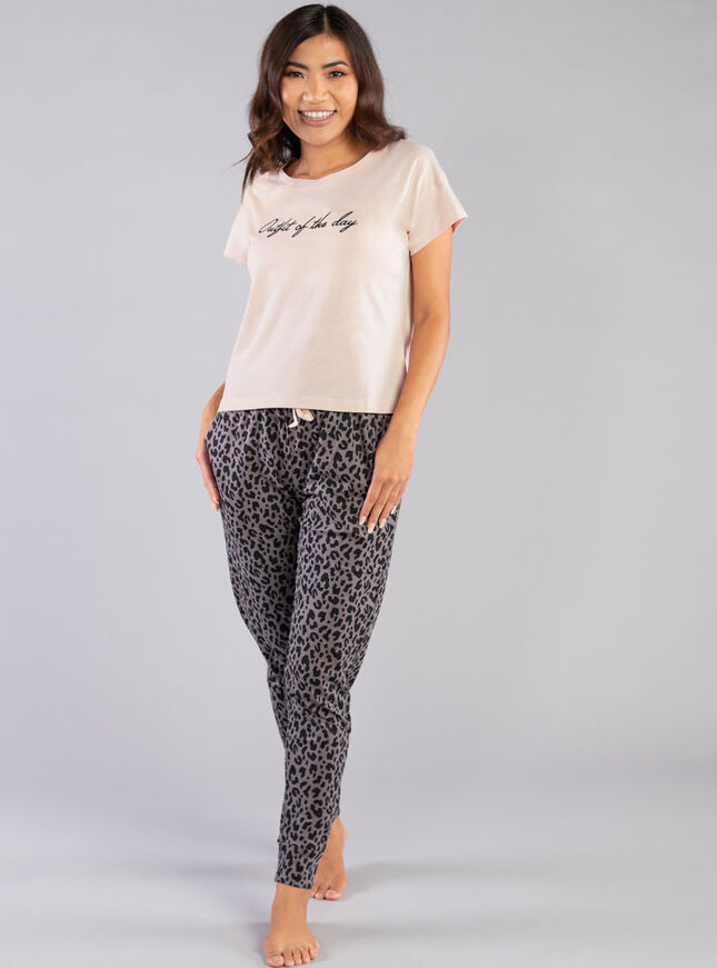 Outfit of the day pyjama set