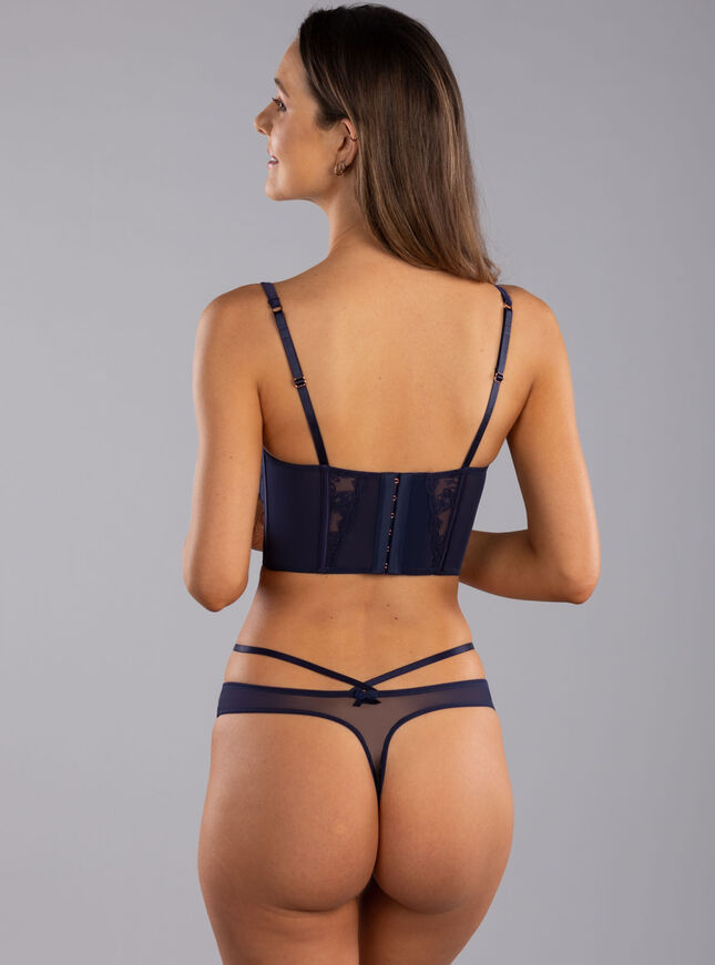 Bouxtique by Boux Avenue Annabelle longline lingerie set