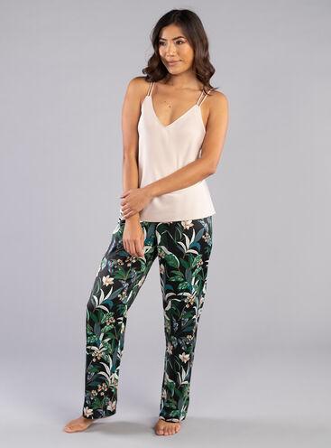 Lilia floral cami & pants