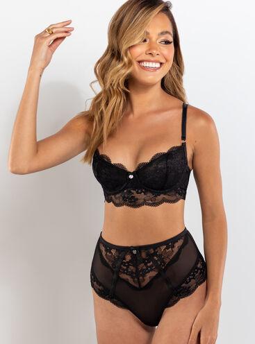 Stephanie high waist brief
