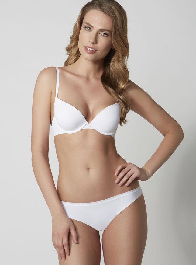Multiway boost plunge bra