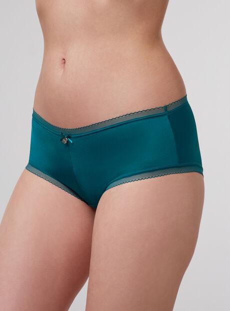 Lillie microfibre shorts