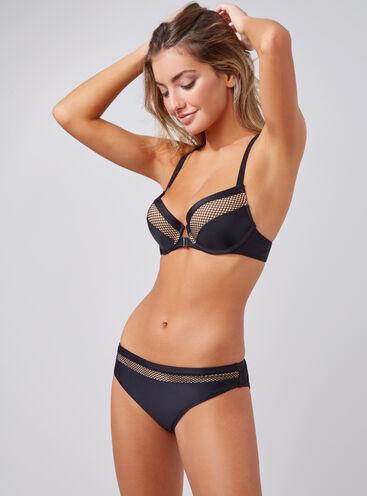 Madagascar strappy back bikini set