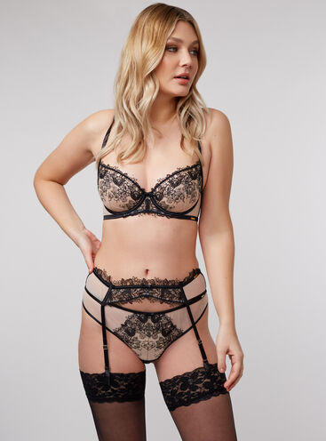 Bouxtique by Boux Avenue Livie suspender belt
