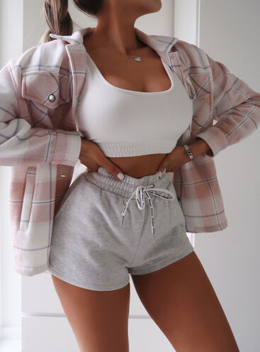 Lounge sweat short