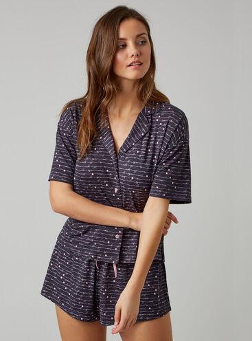 Love script pyjama set
