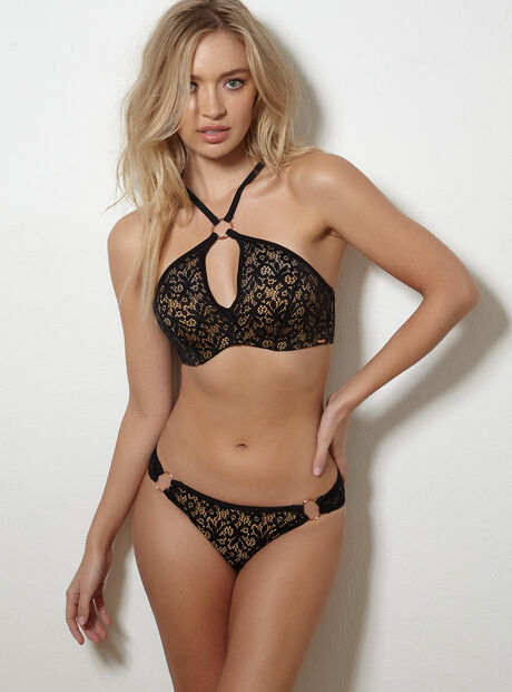 Assini lace bikini briefs