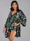Lilia floral robe