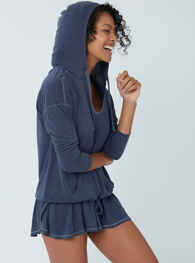 Lightweight hoody