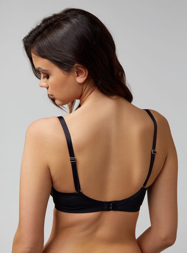 Sara spacer lightweight plunge bra
