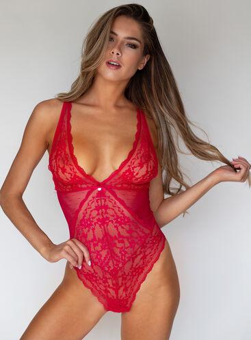 Mollie lace body