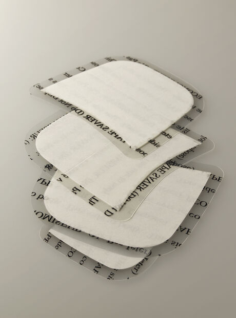 290c3d3fd85 Replacement Tape For Backless Strapless Bra - Clear