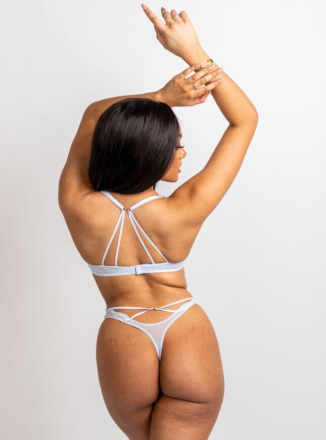 Amari plunge lingerie set