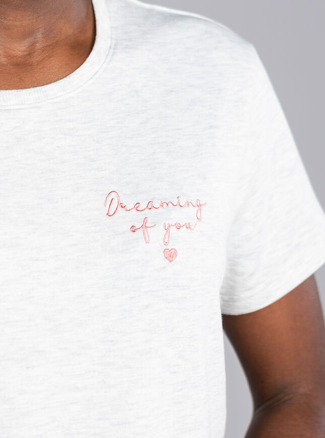 Dreaming of you' tee & jogger