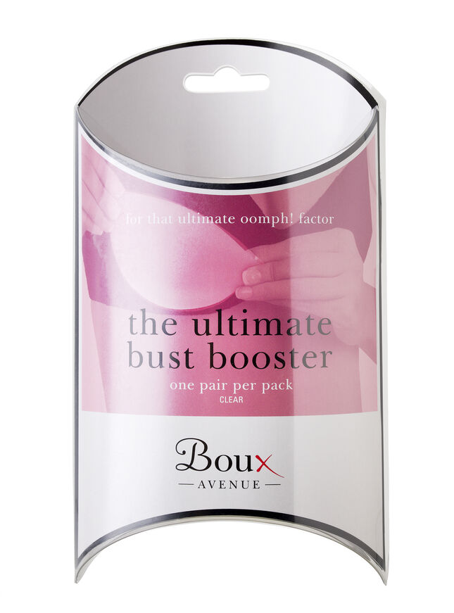 The ultimate bust booster
