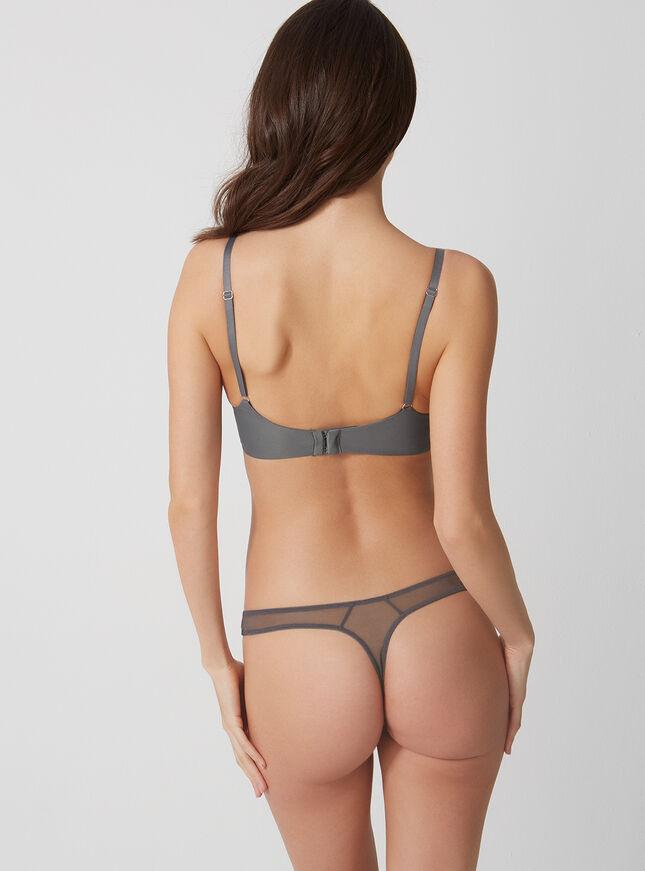 Jenna lace thong