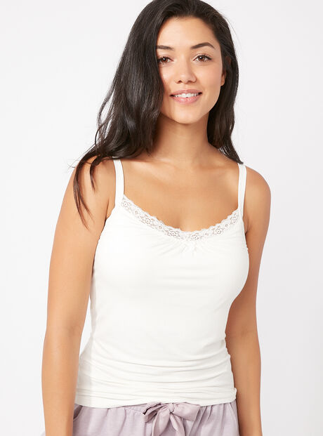Full support secret support camisole