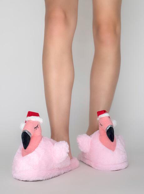 Flamingo slipper