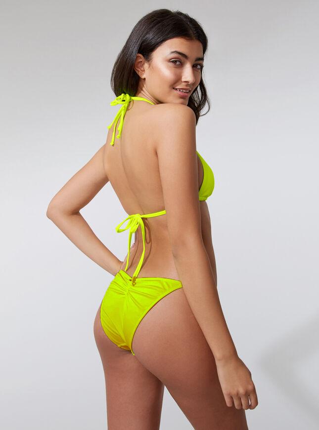 Ring detail bikini briefs