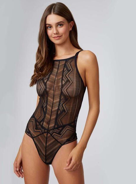 Rhea lace body