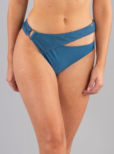 Mali textured classic bikini briefs