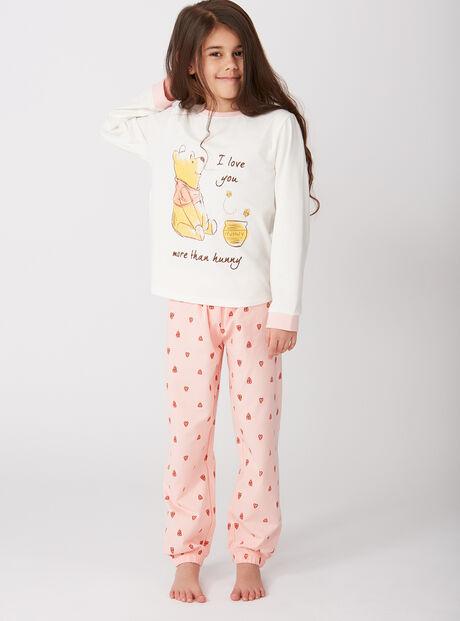 Girls Winnie the Pooh pyjama set
