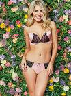 Gwyneth padded plunge bra