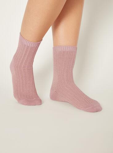 2 pack sparkly socks