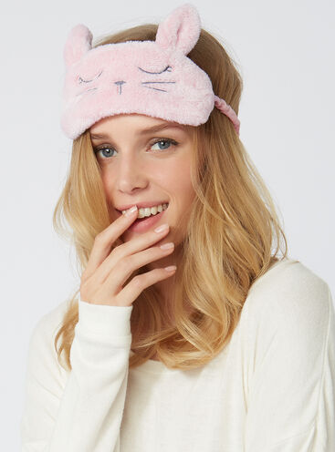 Bunny eye mask