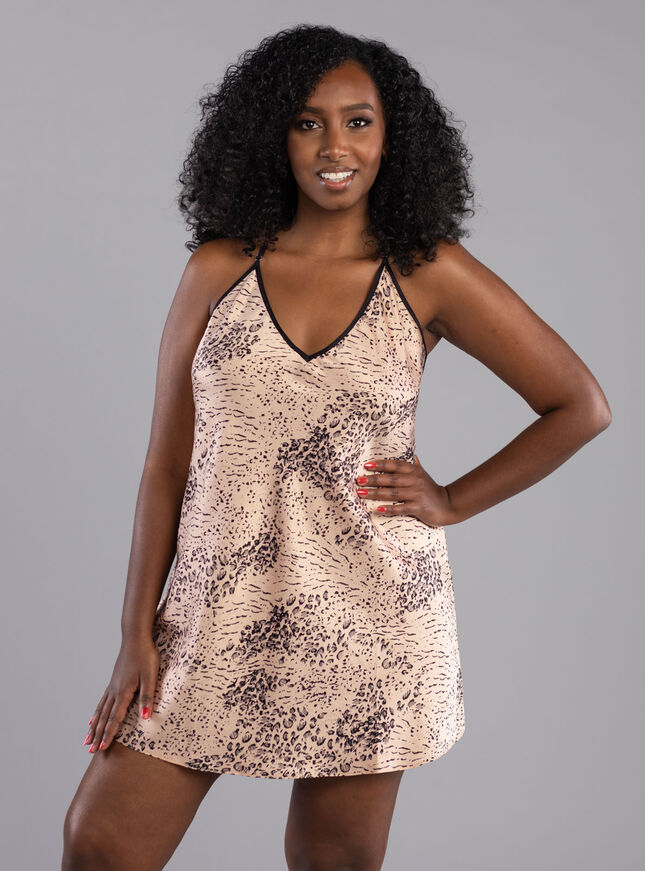 Abstract animal chemise